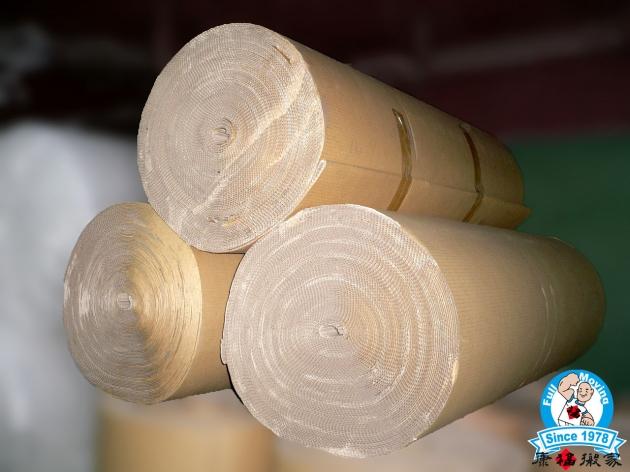 專業包裝用瓦楞紙(單捲 120cm x 6400cm) 1