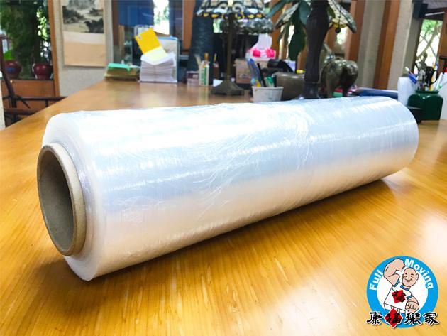 包裝用透明膠膜 1